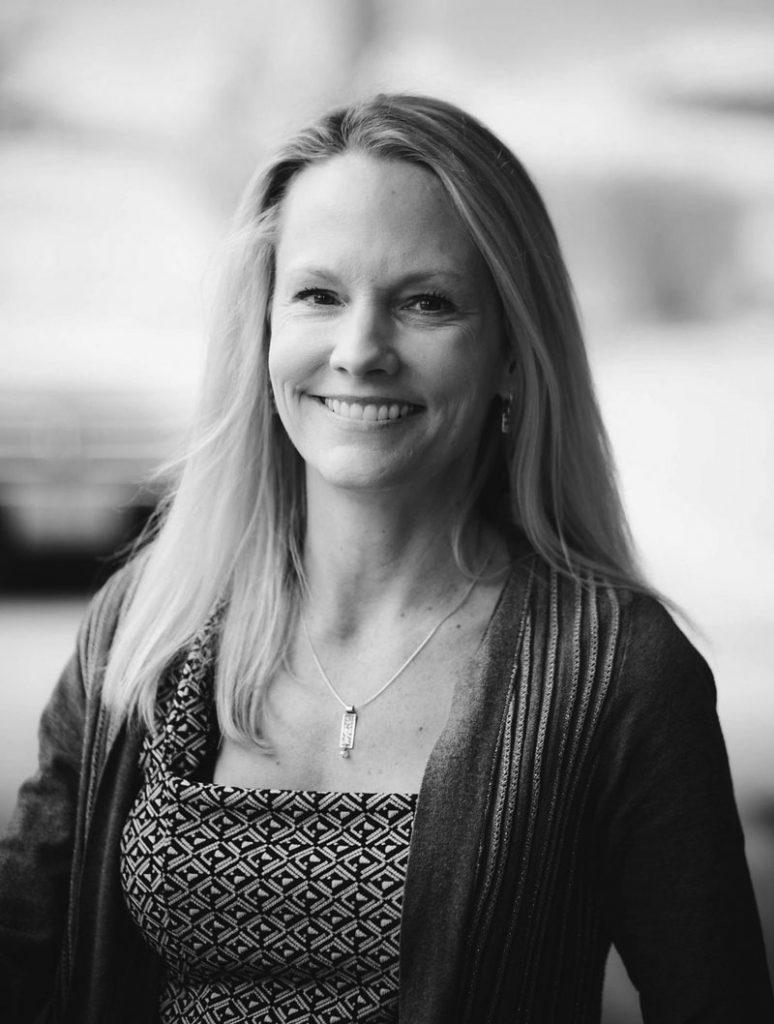 Susan Triemert black and white author photo